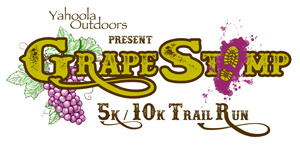 Grape Stomp logo