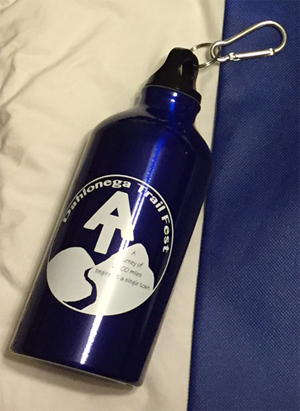 Trail Fest water bottle